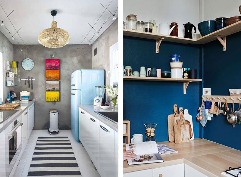 Come scegliere il rivestimento per la cucina for Pittura lavabile per cucina