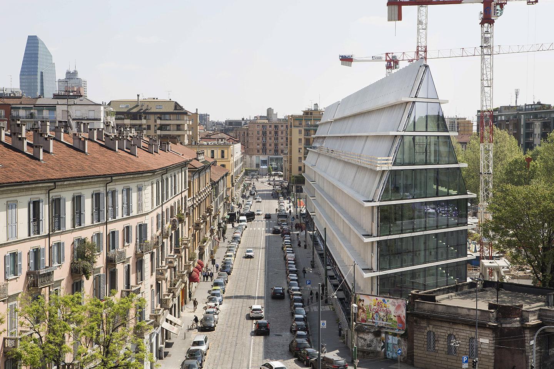 Milano restyling dalla nuova torre unipol alla nuova area - Libreria feltrinelli porta nuova torino ...