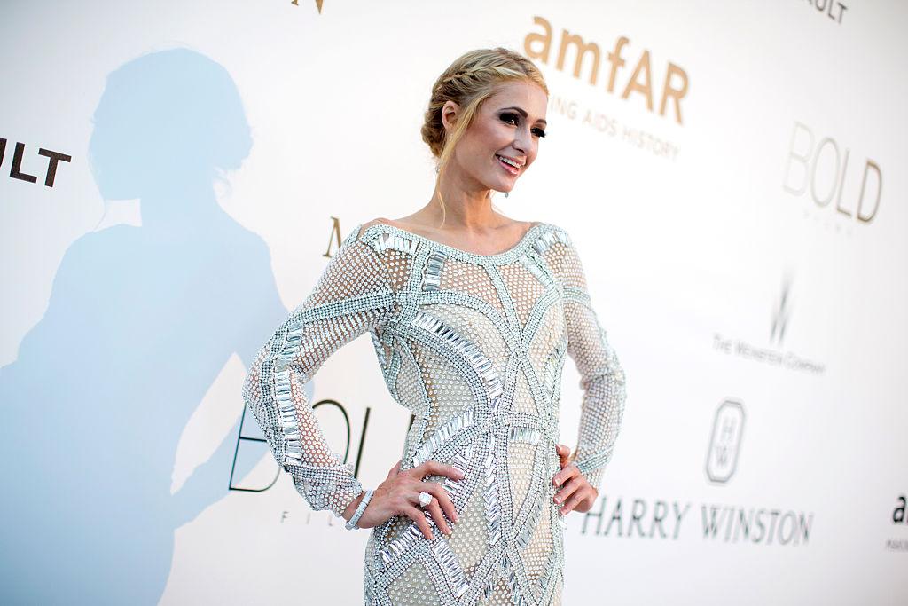 Paris Hilton (Photo by Kevin Tachman/WireImage)