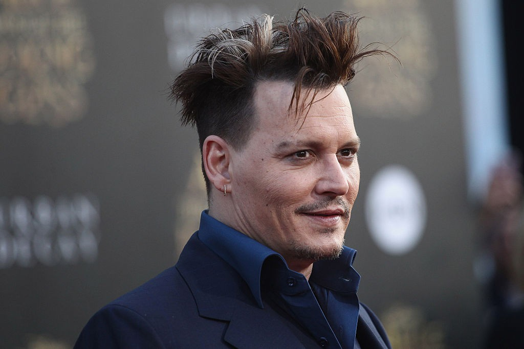 Johnny Depp (Photo by Tommaso Boddi/WireImage)