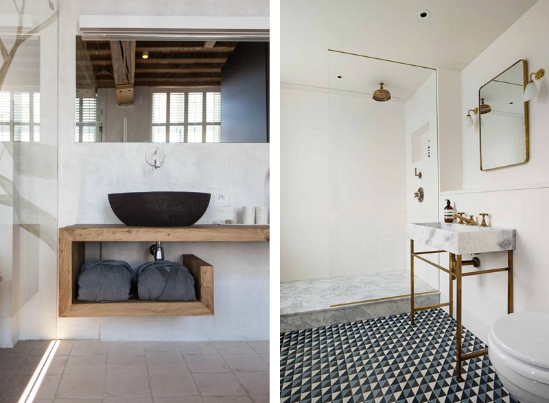 Come scegliere lo stile del bagno - Rivestire piastrelle bagno ...