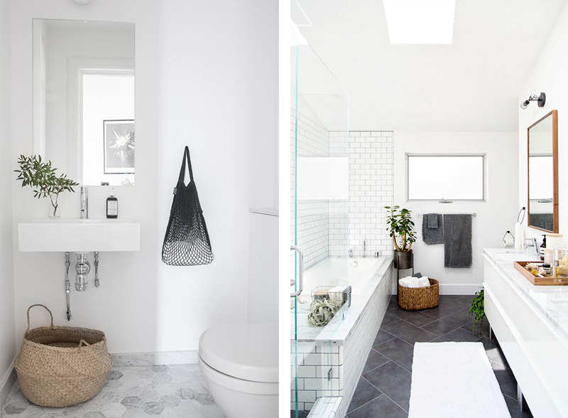 Come scegliere lo stile del bagno - Arredo bagno semplice ...
