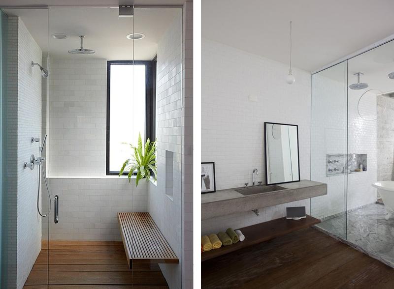 Come scegliere lo stile del bagno - Bagno stile spa ...