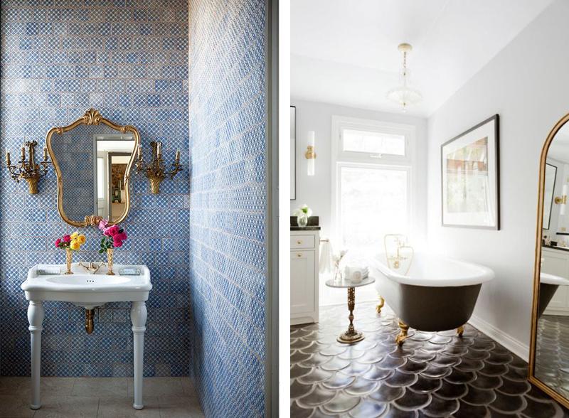 Come scegliere lo stile del bagno casa