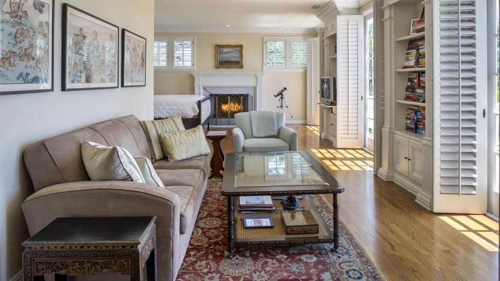 Paris hilton in vendita la magnifica casa d 39 infanzia - Piccola palestra in casa ...