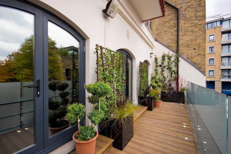 Stile industriale e dettagli di lusso for Piani casa in stile key west