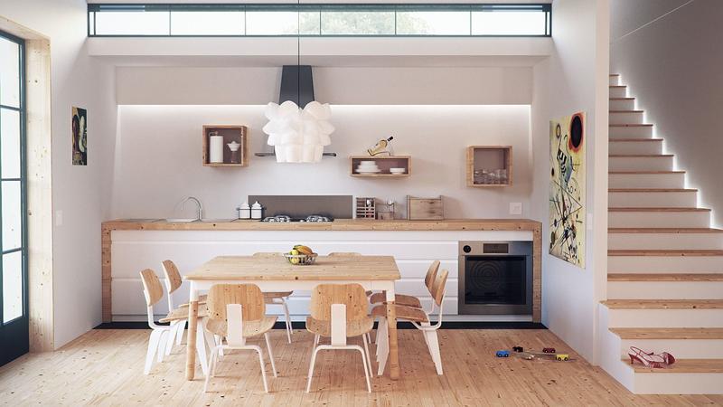 minimalismo_cucina
