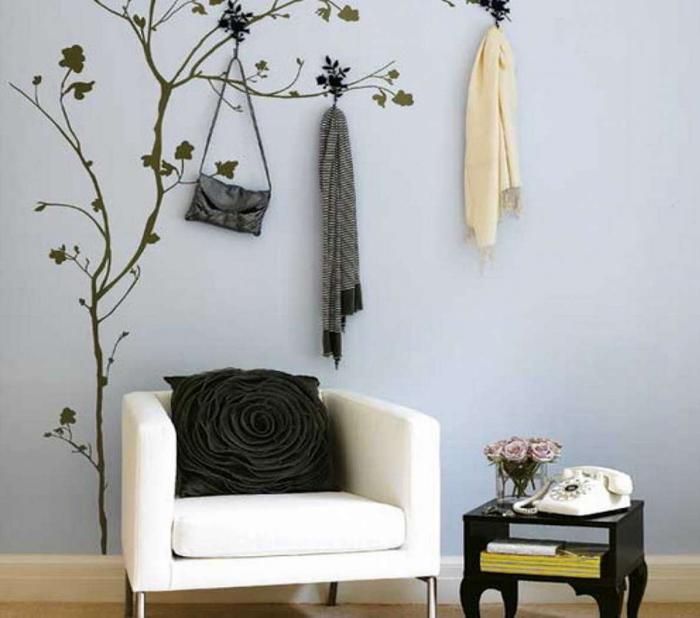 Pareti decorate 10 nuove ispirazioni - Decorazioni muro ikea ...