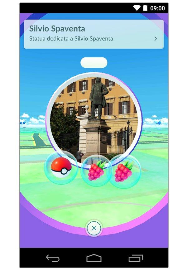 Un Pokestop / Foto: Play Store