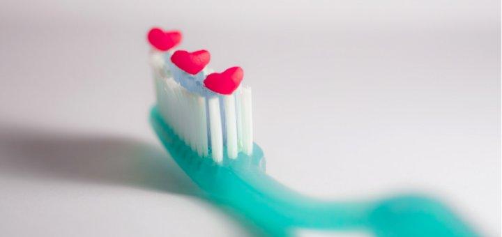 spazzolino in casa