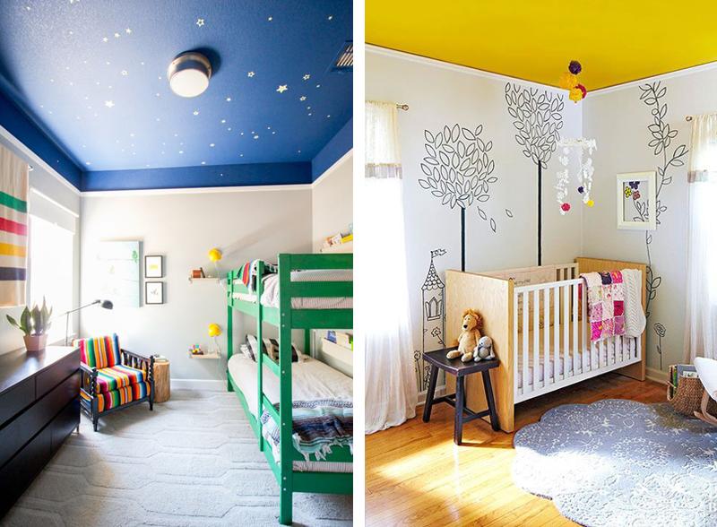 Camera dei bambini jp46 regardsdefemmes - Idee creative per la casa ...