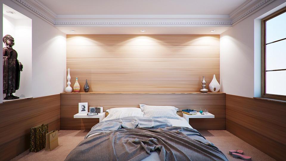 La camera da letto ideale per favorire sonno e relax - Casa.it