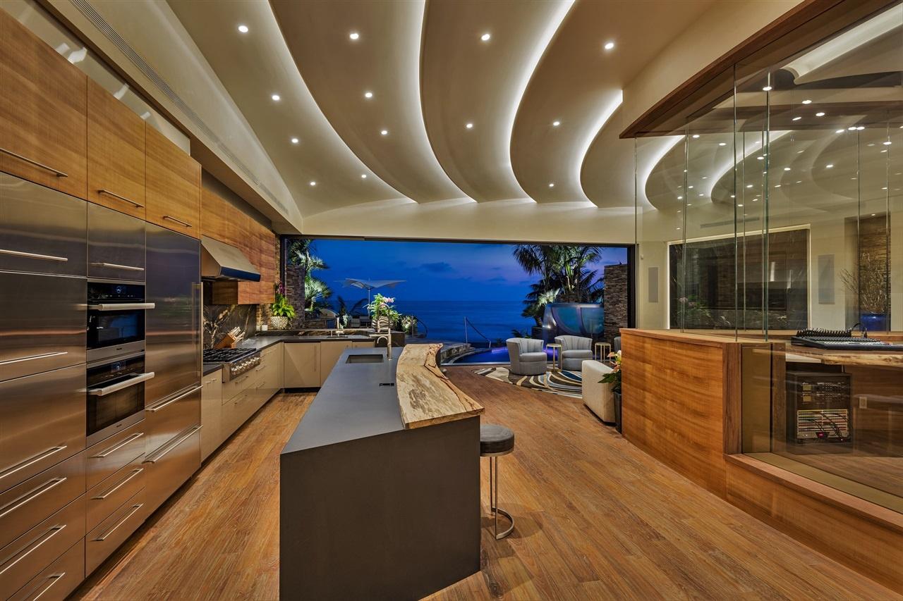 Una grandiosa villa da sogno vista oceano - Interni case da sogno ...