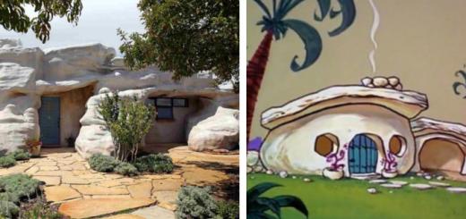 casa dei Flintstones