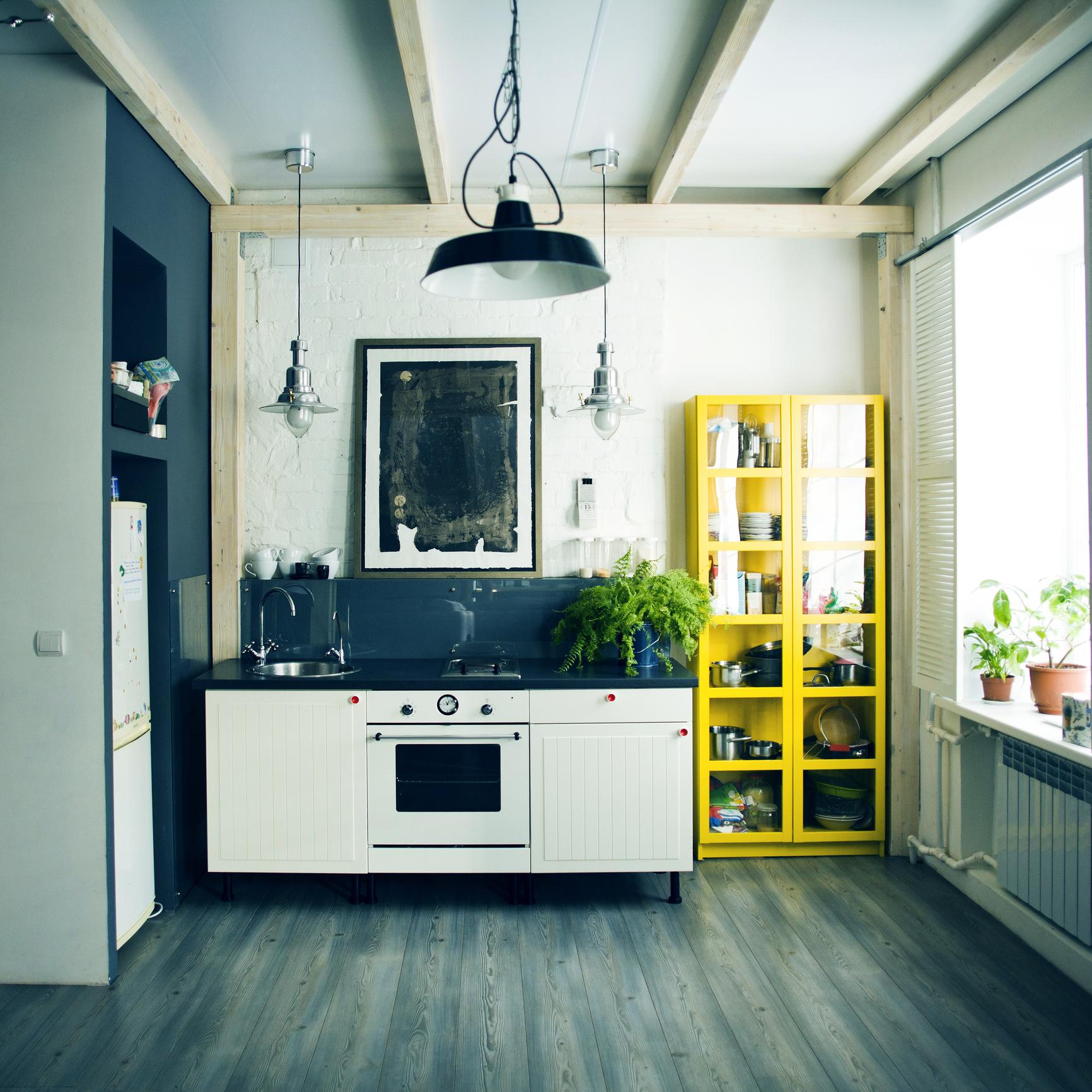 Pimp your kitchen: 5 modi per rinnovare una piccola cucina ...