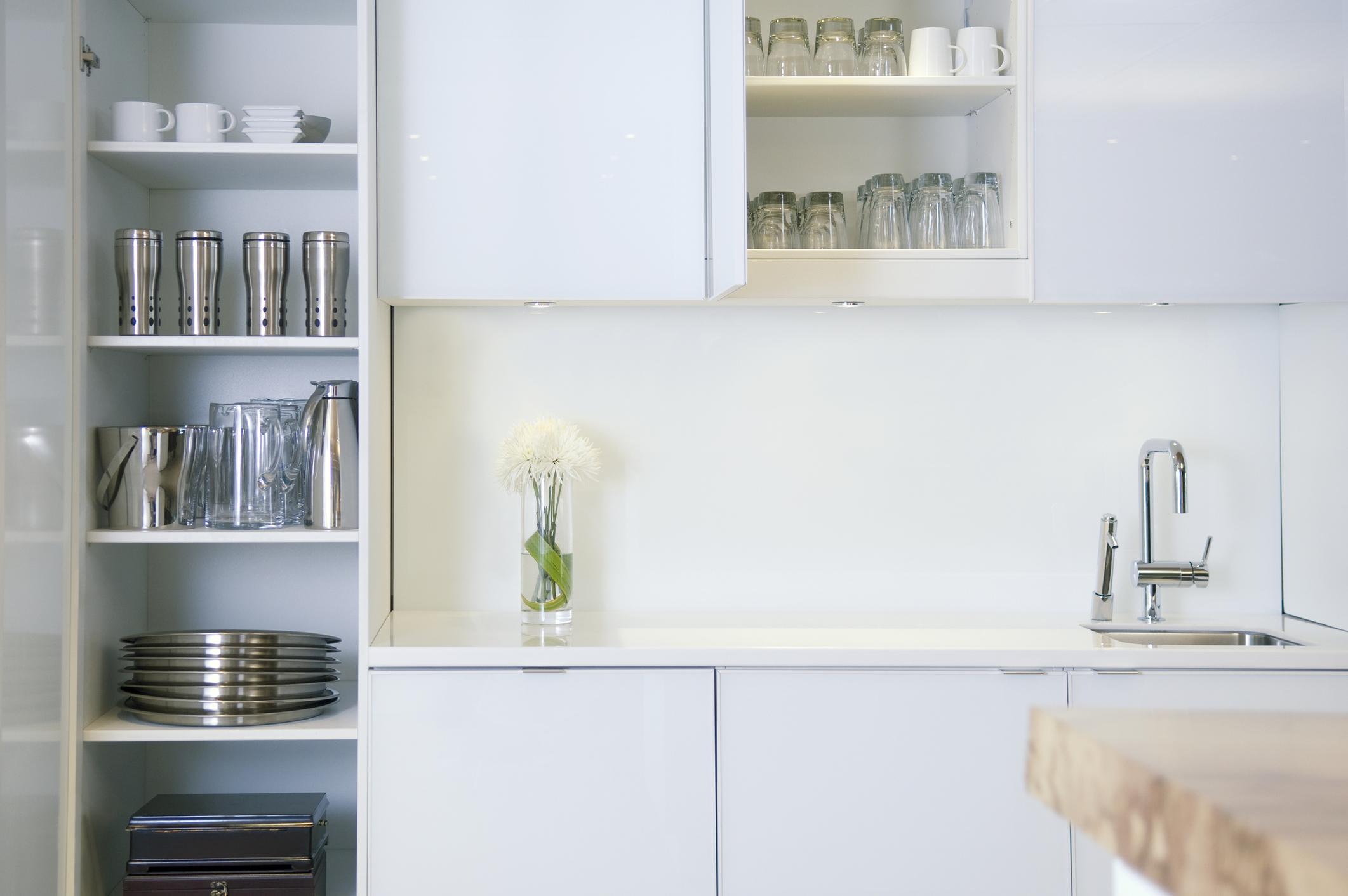 Stunning Parete Attrezzata Cucina Ideas - Home Ideas - tyger.us