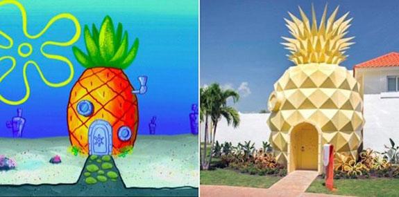 Casa di SpongeBob