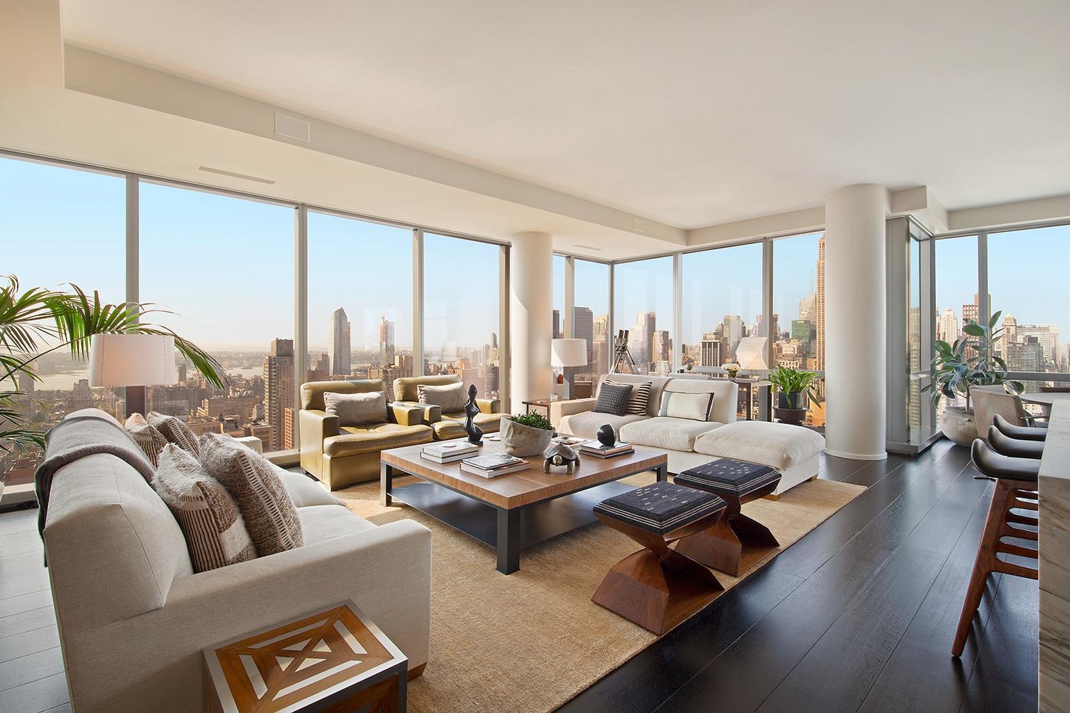 Gisele bundchen vende lo spettacolare attico di new york for Case in vendita new york manhattan