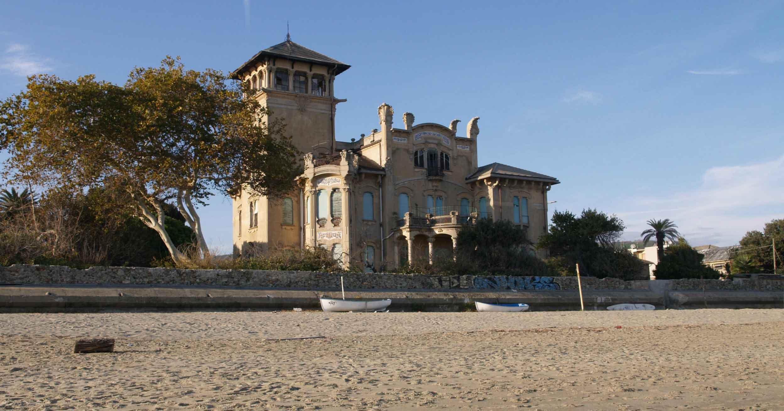 Villa Zanelli - Foto di Jonathan Della Giacoma