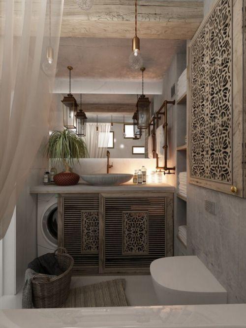Lo spazio in casa per la lavatrice - Alice la cucina lavatrice ...