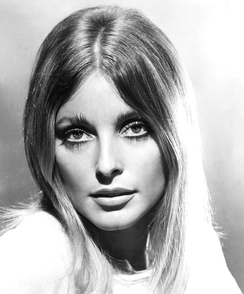 Sharon Tate nel 1967 - Pubblico dominio