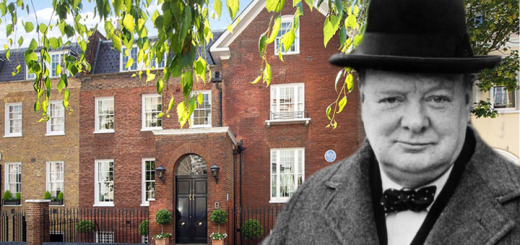 churchill-casa-londra