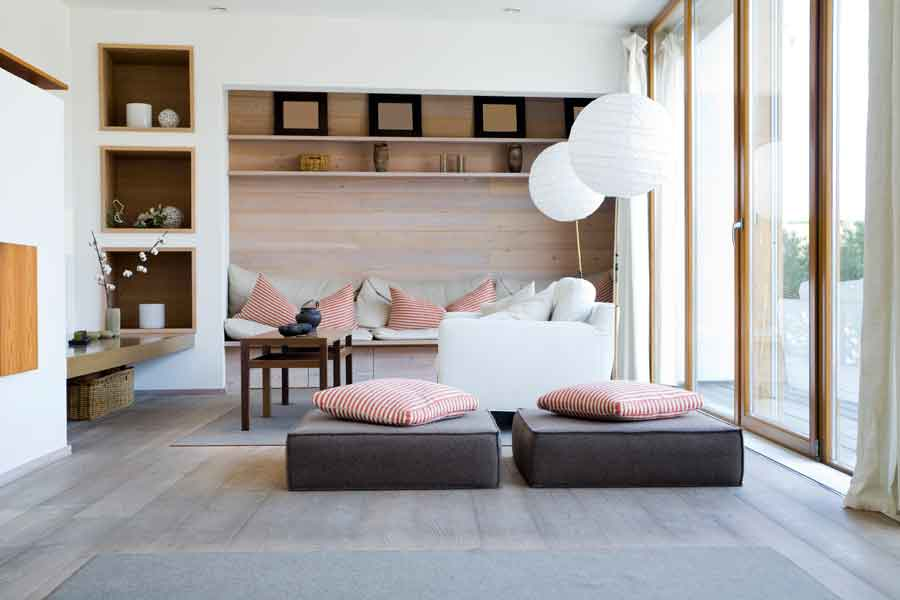 Scegliere il divano adatto per uno spazio piccolo for Piccolo divano letto