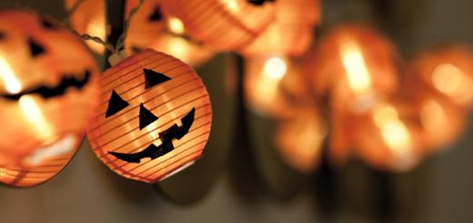 decorare la casa ad Halloween