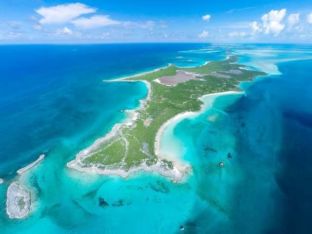 isola deserta bahamas