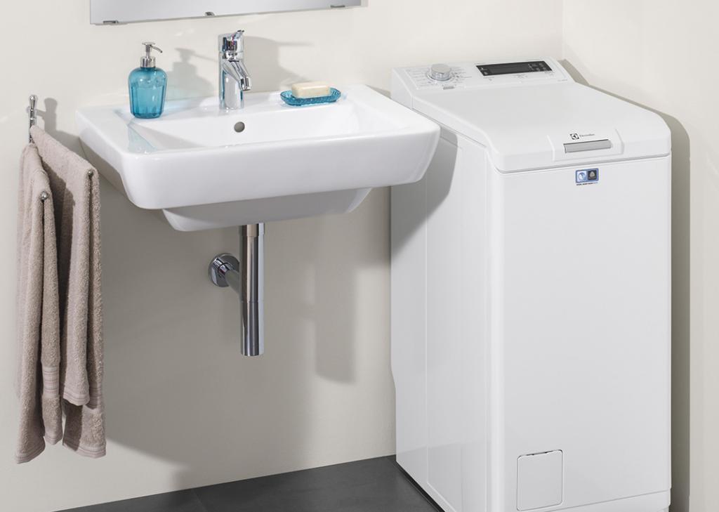 Lo spazio in casa per la lavatrice for Mobile incasso lavatrice
