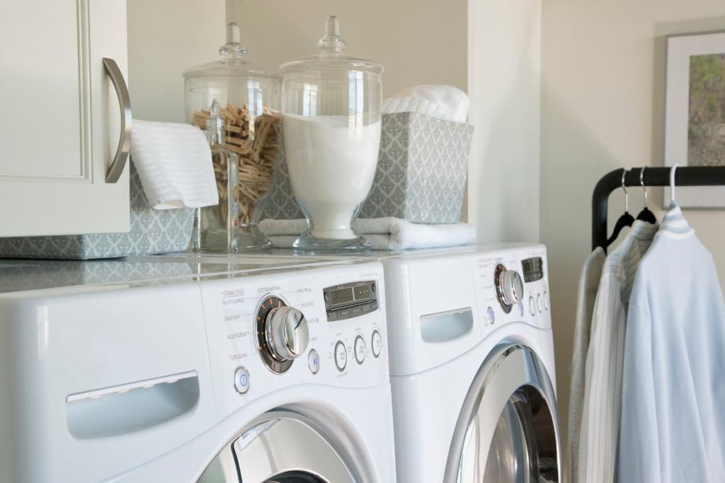 lavatrice in casa
