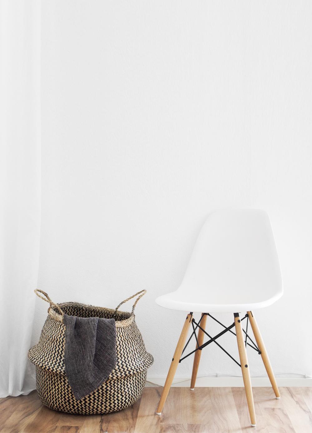 il minimalismo in casa come stile di vita