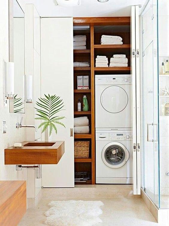 Lo spazio in casa per la lavatrice for Soluzioni spazio casa
