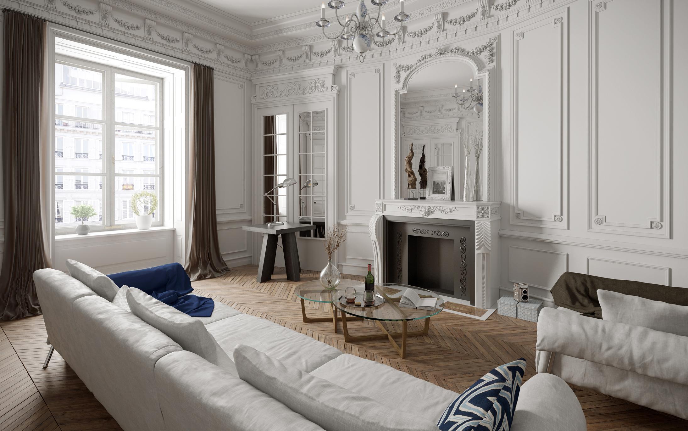 Arredamento Casa Stile Barocco : Antico e moderno gli errori da non commettere casa