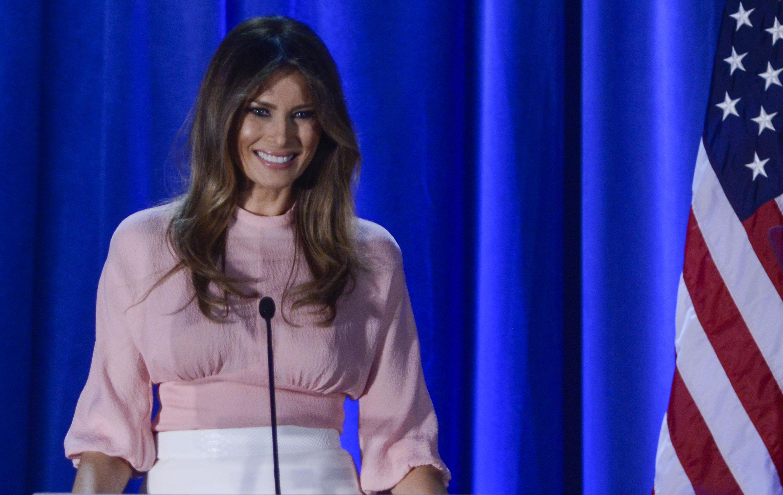 Melania non vuole lasciare la Trump Tower