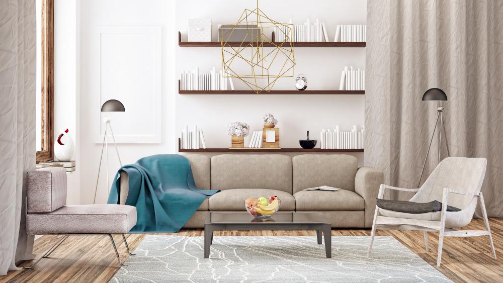 Colori per la casa le tendenze per il 2017 - Colori moda pareti casa ...