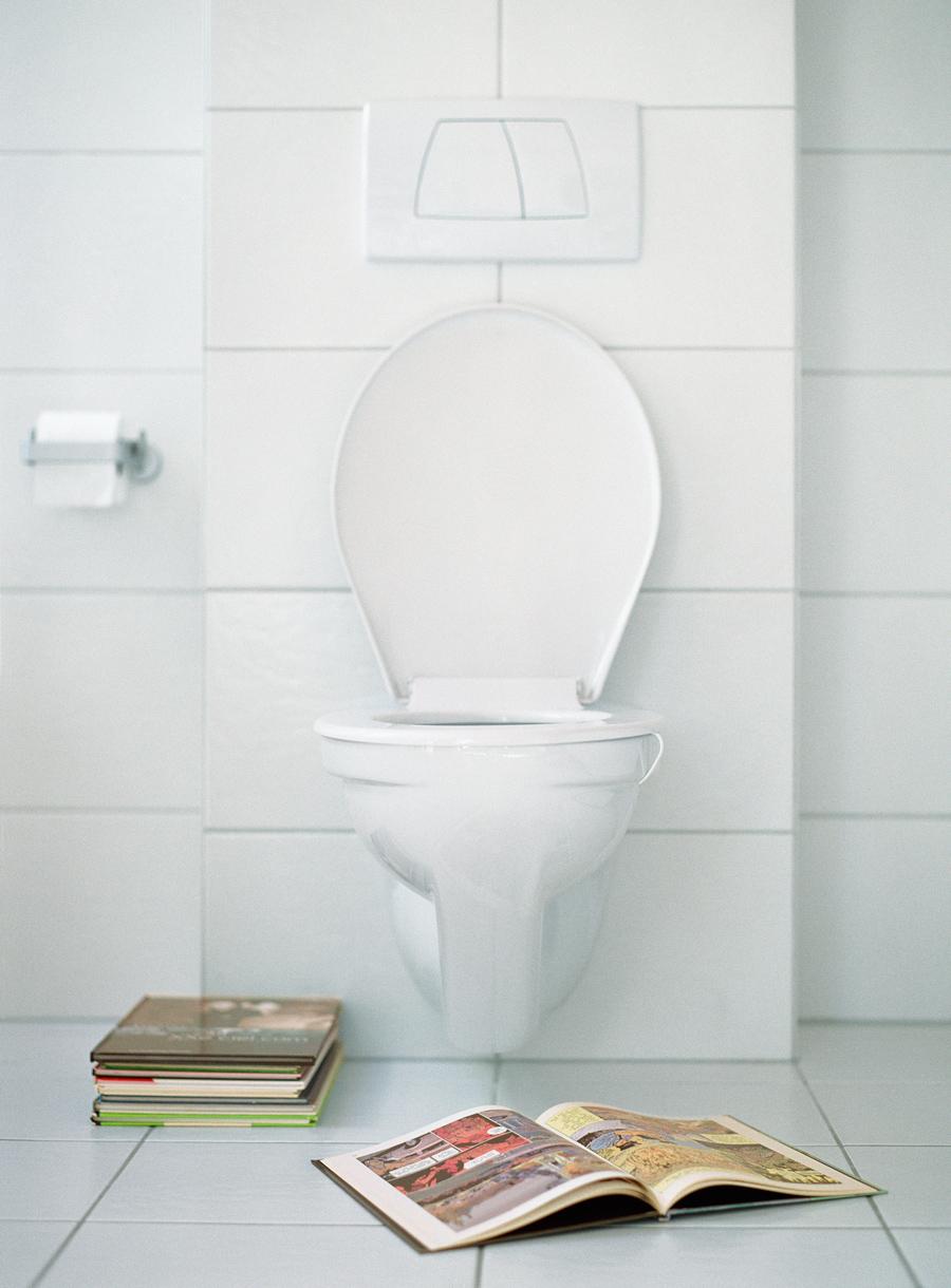 Eliminare il calcare dal bagno - Pulire bagno bicarbonato ...