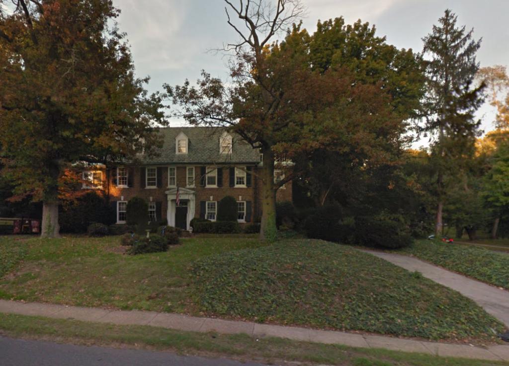 3903 Henry Ave Filadelfia, Pennsylvania / Google Maps