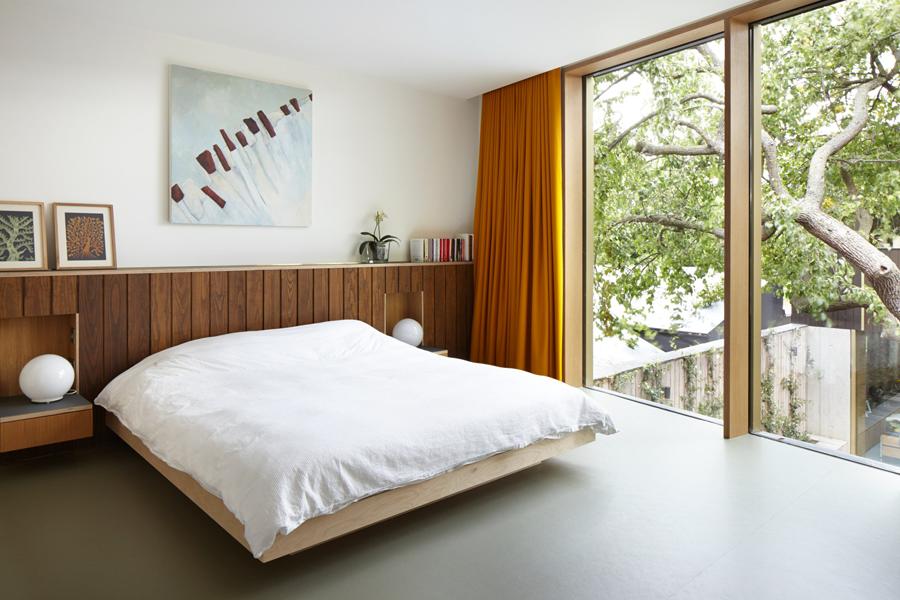 londra-casa-albero-camera-letto