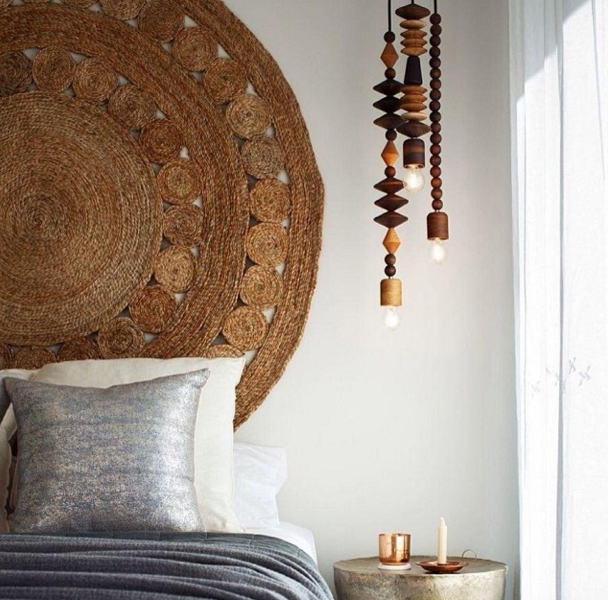 Testata In Legno Per Letto 21 idee per una testata del letto alternativa - casa.it