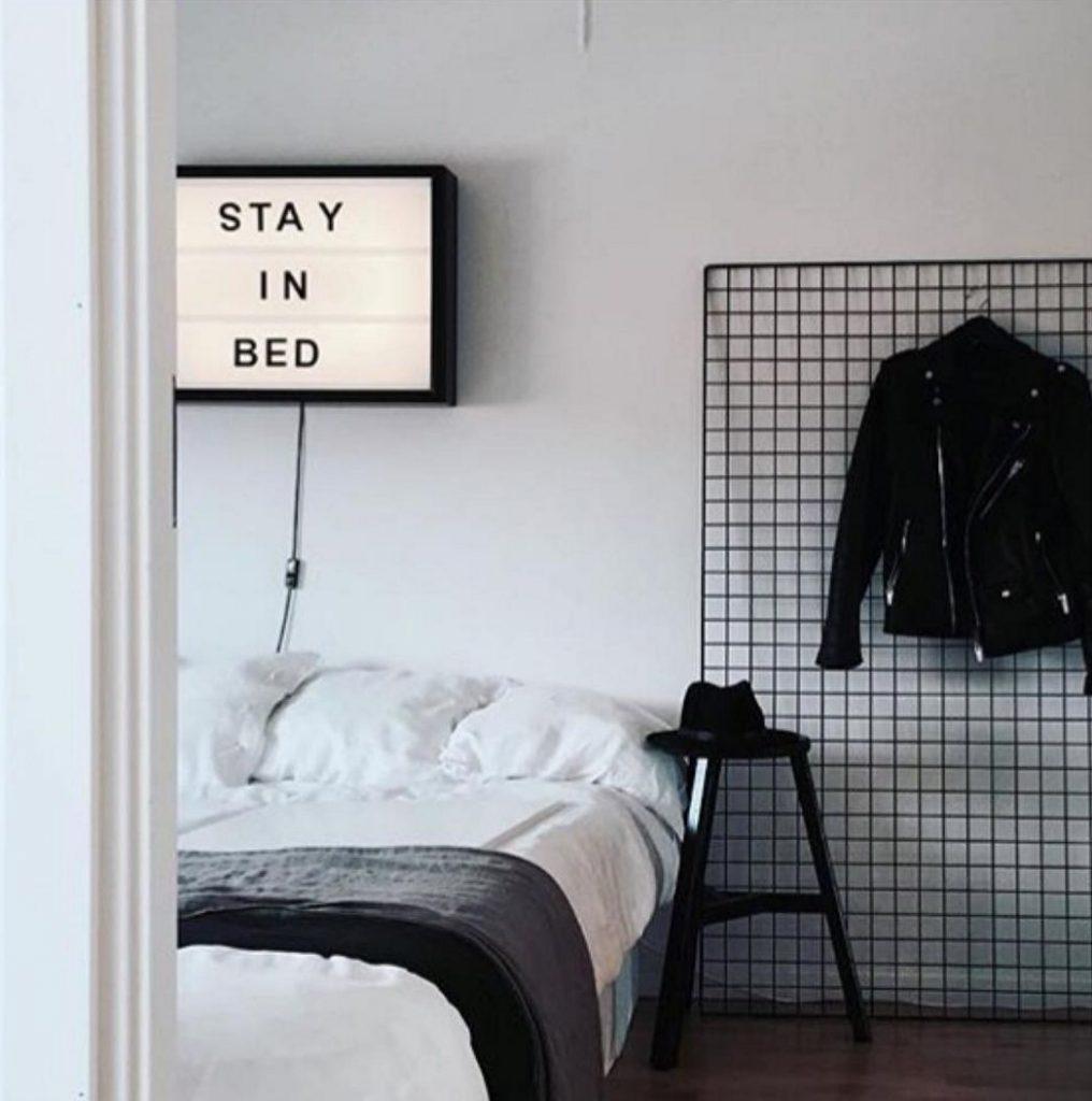 Come Costruire Una Testiera Letto 21 idee per una testata del letto alternativa - casa.it