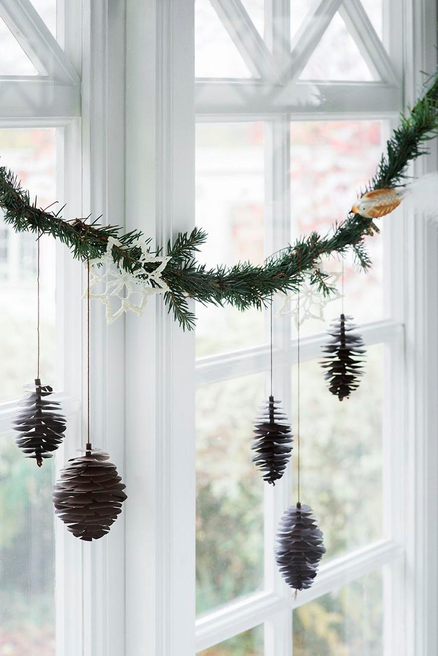 Tante idee per le decorazioni natalizie - Casa.it