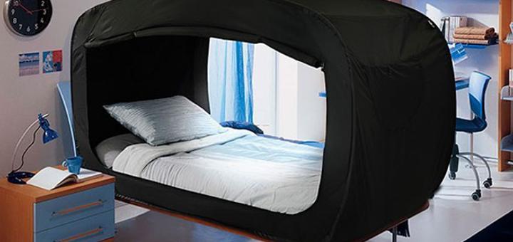 letto-tenda
