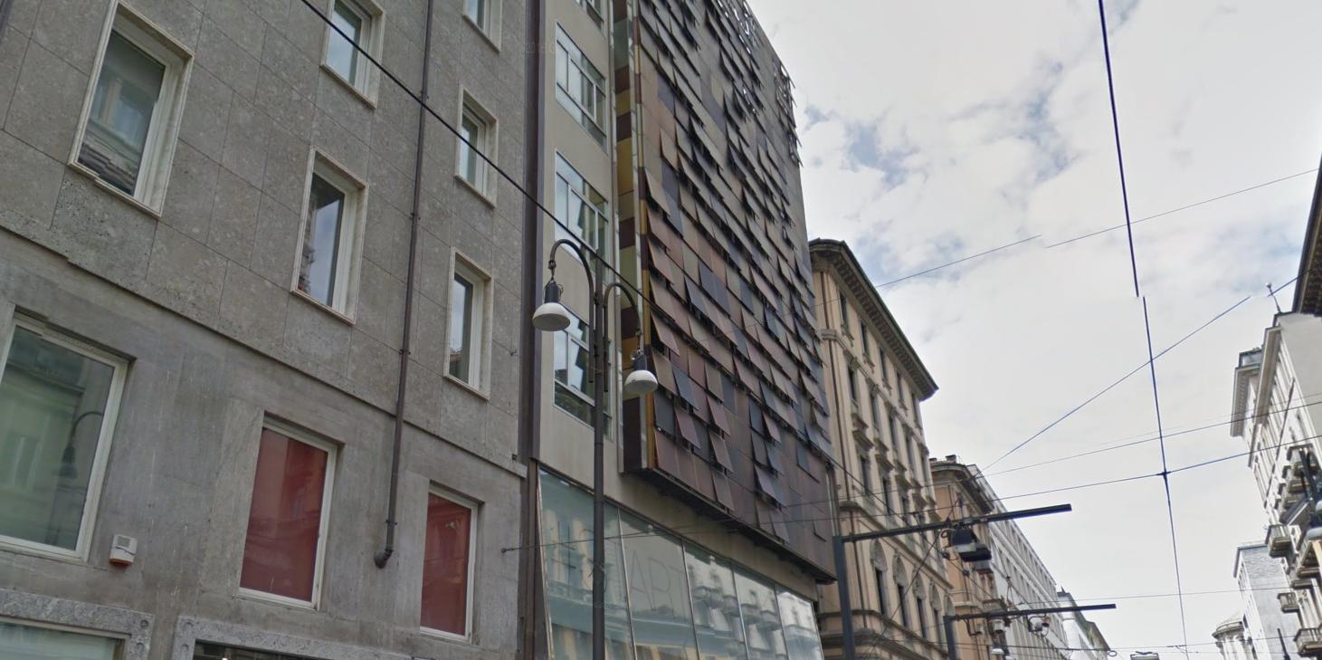 Via Torino - Milno / Google Maps