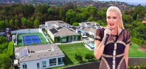 Gwen Stefani vende casa