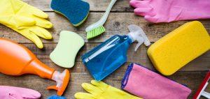 13 modi per pulire tutto in casa