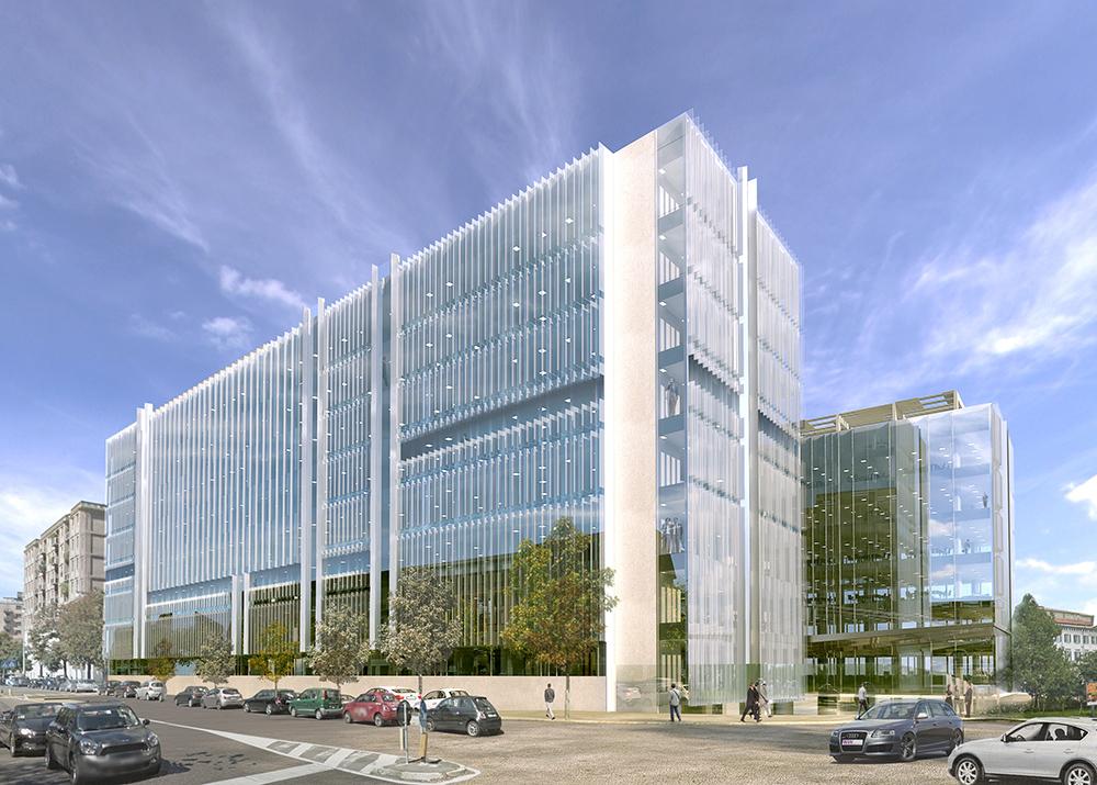 A milano la nuova e prestigiosa sede di amazon for Amazon casa