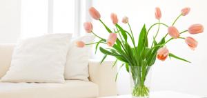 La primavera in casa in 4 passi