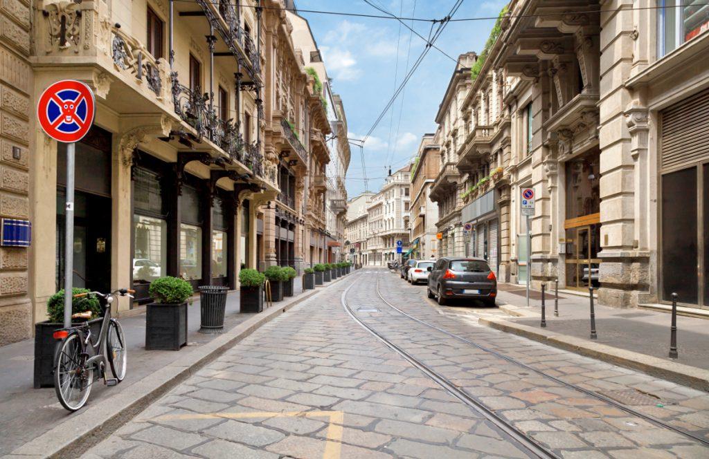 case di lusso a milano