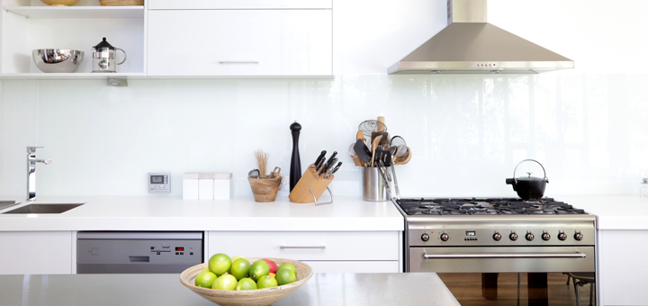 La stanza dei sogni 10 idee per arredare la camera da letto con stile - Cappa filtrante cucina ...